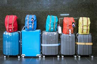 lost luggage compensation - dakarguli bargis kompensacia